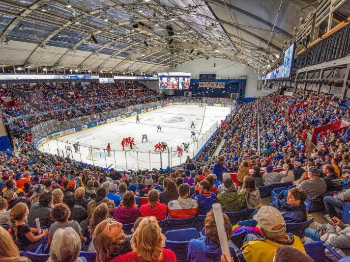 Two More American Hockey League Arenas Make Switch To Eaton Mondo